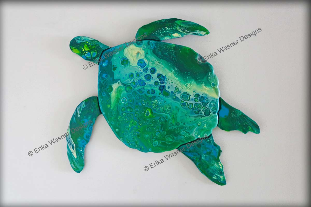EWD Green Sea Turtle
